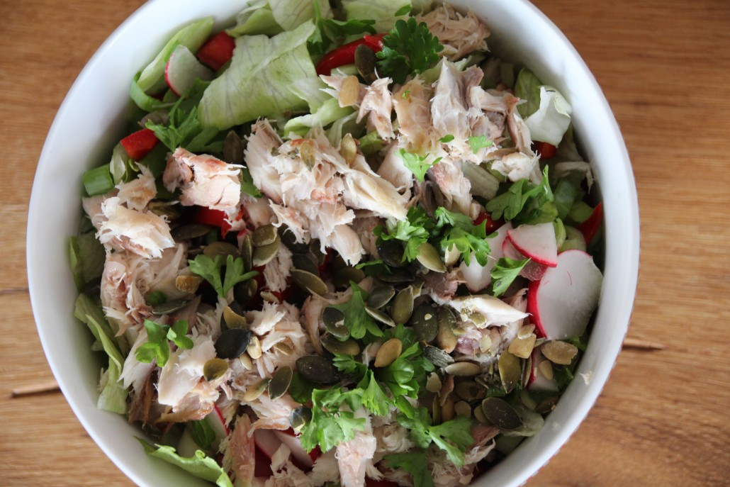 dieet salades